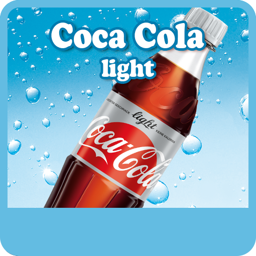 Bild von Cola Light PET